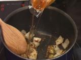 Кралски скариди, увити във филе от нилски костур 2