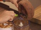 Свински гърди с марината от круши 2