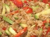 Ориз с тиквички по китайски
