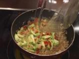 Ориз с тиквички по китайски 4