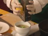 Филе от бяла риба с кокосов сок и киви сос