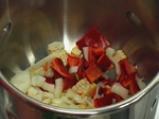 Пилешка супа с царевица 2