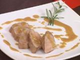Свинско бонфиле с медовина (Полендвички виепшове в соше з миодем питньем) 4