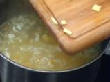 Картофена чорба с печен лук 2