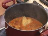 Ямайско панирано пиле с домати и кокосово мляко 4