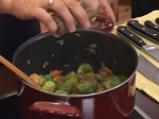 Пилешко филе със зеленчуци по тракийски 2