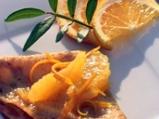 Палачинки с мандаринов ликьор