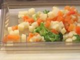 Свинско филе със зеленчуци 4
