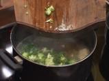 Супа от заешко с броколи 3