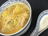 Свинска супа с ананас