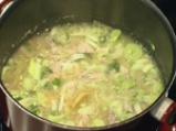 Свинска супа с ананас 3