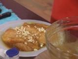Пиле с къри на фурна 2