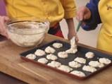 Овесени соленки с козе сирене 3