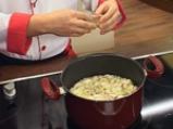 Гъбена супа с кафяв ориз 3