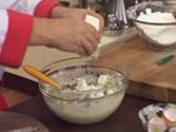 Бърз бюрек с праз и сирене 6