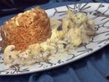 Мийтлоуф с карфиол и печурки