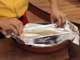 Мийтлоуф с карфиол и печурки 7