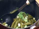 Лучена яхния с бакла и джанки