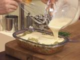Мусака с праз и печурки 9