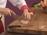 Пилешки хапки с доматен сос и бамя 8