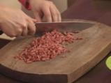 Кюфтенца от кисело зеле с шпеков салам 5