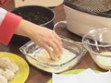 Кюфтенца от кисело зеле с шпеков салам 9