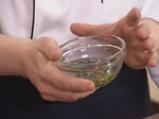 Спаначена крем супа със забулени яйца и орехи 7