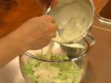 Зелева салата с дижонски сос 3