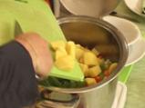 Задушен дивеч със зеленчуци 6