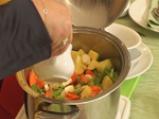 Задушен дивеч със зеленчуци 7