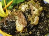 Средногорско руло от заек