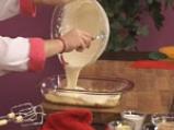 Ябълков сладкиш с крем сирене и топинг от овесени ядки 6