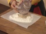 Гофрети с орехови ядки 3