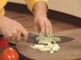 Пълнени чушки с маслини и яйца на микровълнова фурна 2