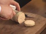 Картофена изненада с гъши дроб 10