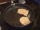 Кюфтета от сьомга с пюре от брюкселско зеле 7