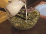Кюфтета от сьомга с пюре от брюкселско зеле 9