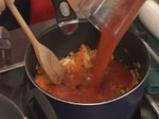 Спагети с пилешки дробчета по селски 5