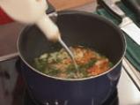 Зеленчуков омлет в купичка 3