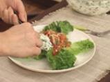 Ориенталска пиперица с таратор от спанак 10