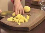 Руладини с картофи и сирене