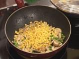 Ориз с царевица и печурки 8