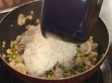 Ориз с царевица и печурки 9