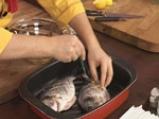Ципура печена на фурна в азиатски стил 9