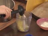 Пюре с броколи и сирене 4