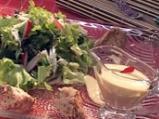 Зелена салата с коприва и доматени ор...