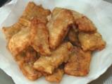 Риба в къри панировка 3