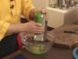 Скумрия на тиган със сос от лимон, чесън и джинджифил