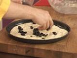Фокача с резене и маслини 8