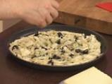 Фокача с резене и маслини 10